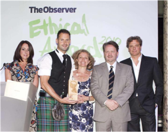 The Observer - Ethical awards 2010